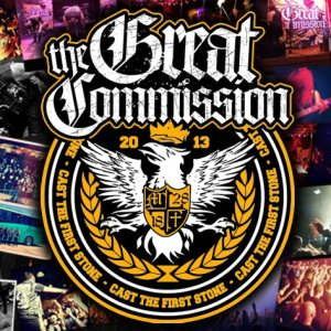 The Great Commission - Cast the First Stone cover art