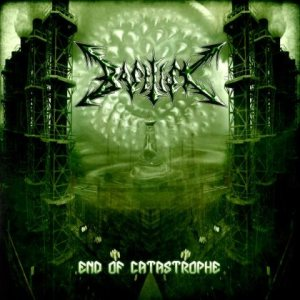 Basilisk - End of Catastrophe cover art