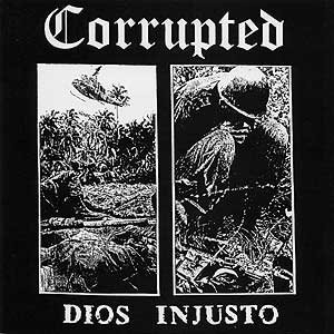 Corrupted - Dios injusto cover art