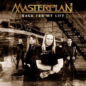 Masterplan - Back for My Life cover art