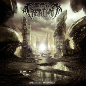 Beyond Creation - Earthborn Evolution cover art