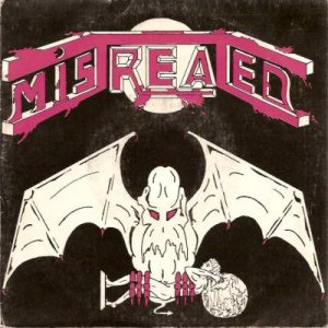 Mistreated - Liberté cover art
