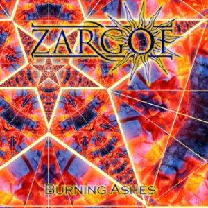 Zargof - Burning Ashes cover art