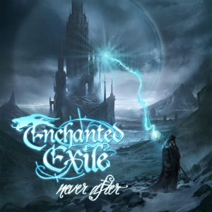 Enchanted Exile - Never After cover art