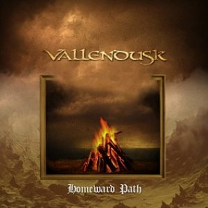 Vallendusk - Homeward Path cover art