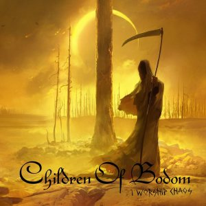 Children of Bodom - I Worship Chaos cover art