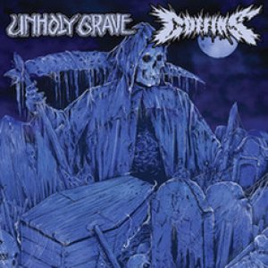 Coffins / Unholy Grave - Unholy Grave / Coffins cover art