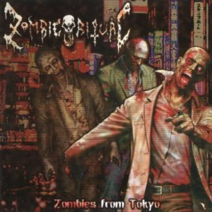 Zombie Ritual - Zombies from Tokyo cover art