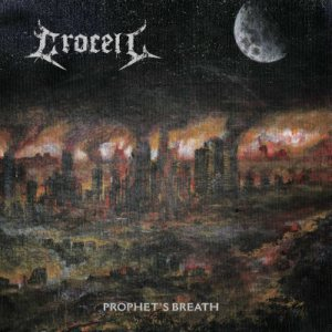 Crocell - Prophet's Breath cover art
