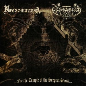 Necromantia - …for the Temple of the Serpent Skull... cover art