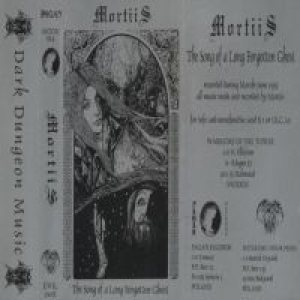 Mortiis - The Song of a Long Forgotten Ghost cover art