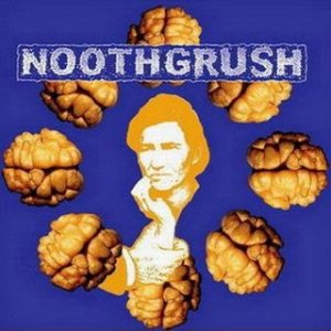 Noothgrush - Noothgrush / Suppression cover art