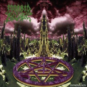 Morbid Angel - Domination cover art