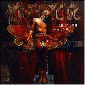 Kreator - Outcast cover art