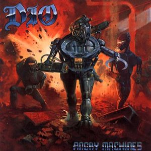 Dio - Angry Machines cover art