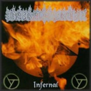 Barathrum - Infernal cover art