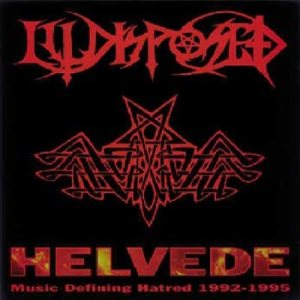 Illdisposed - Helvede cover art