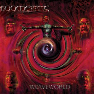 Boomerang - Weaveworld cover art