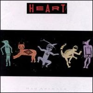 Heart - Bad Animals cover art