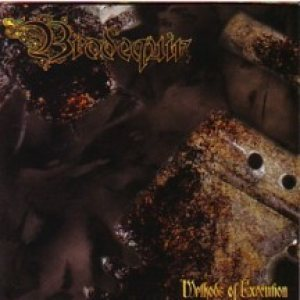Brodequin - Methods of Execution cover art
