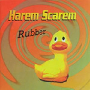 Harem Scarem - Rubber cover art