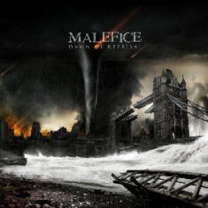 Malefice - Dawn of Reprisal cover art