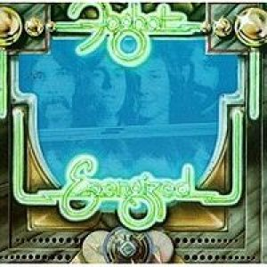 Foghat - Energized cover art