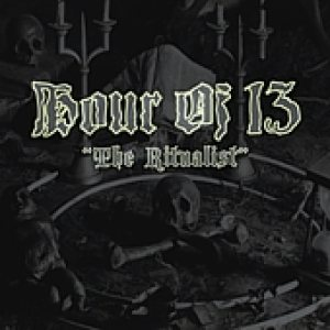 Hour of 13 - The Ritualist cover art