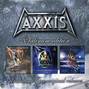 Axxis - Platinum Edition cover art