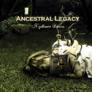 Ancestral Legacy - Nightmare Diaries cover art
