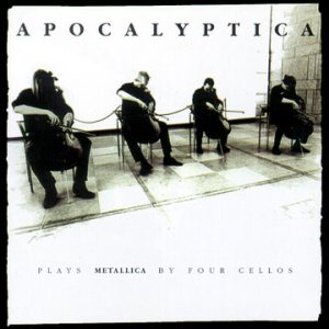 Apocalyptica - Plays Metallica By Four Cellos cover art