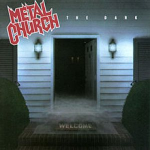 Metal Church - The Dark cover art
