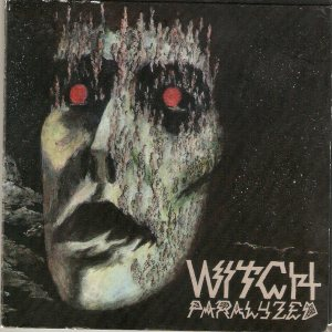 Witch - Paralyzed cover art