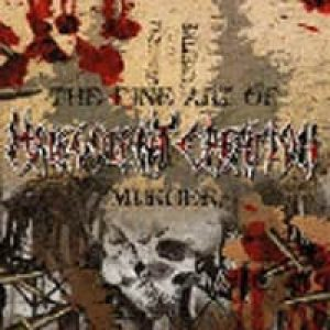 Malevolent Creation - The Fine Art of Murder cover art