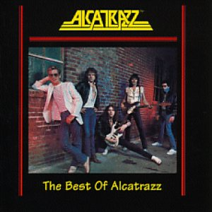 Alcatrazz - The Best of Alcatrazz cover art
