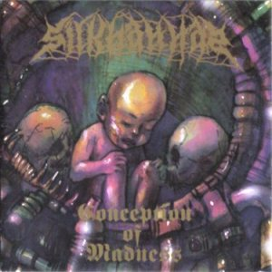 Sil Khannaz - Conception of Madness cover art