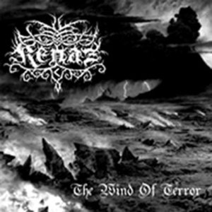 Kenaz - The Wind of Terror cover art