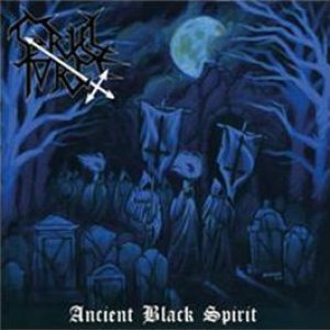 Cruel Force - Ancient Black Spirit cover art