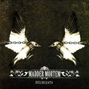 Madder Mortem - Desiderata cover art