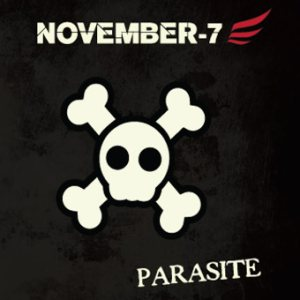 November-7 - Parasite cover art