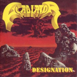 Gladiator - Designation cover art