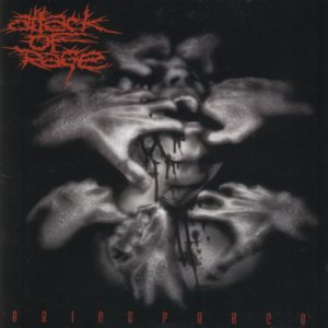 Attack Of Rage - Grindpeace cover art