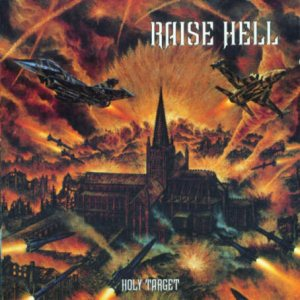 Raise Hell - Holy Target cover art