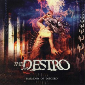 The Destro - Harmony of Discord cover art