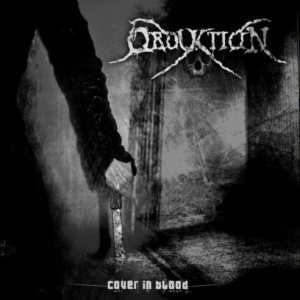 Obduktion - Cover in Blood cover art
