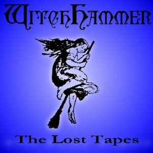 Witchhammer - The Lost Tapes cover art