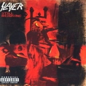 Slayer - Reign in Blood Live : Still Reigning cover art