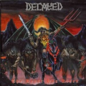 Decayed - The Beast Has Risen cover art