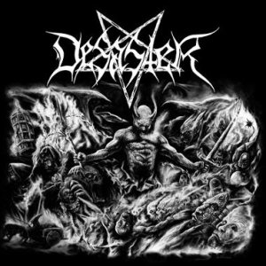 Desaster - The Arts of Destruction cover art