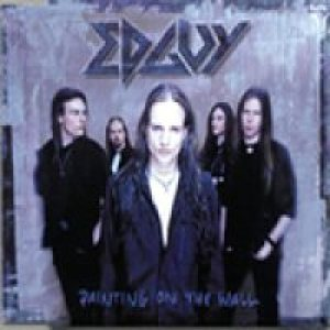 Edguy - Painting on the Wall cover art